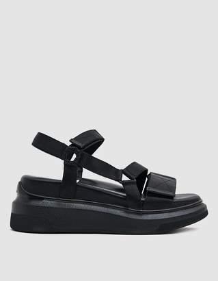 f82966a6b87 Velcro Platform Sandals - ShopStyle