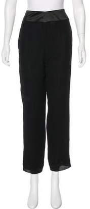 Akris High-Rise Wide-leg Pants