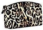 Victoria's Secret Leopard Cosmetic Bag $19.99 thestylecure.com