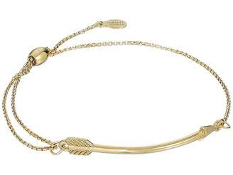 Alex and Ani Arrow Pull Chain Bracelet