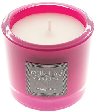 Millefiori Orange Tea Jar Candle