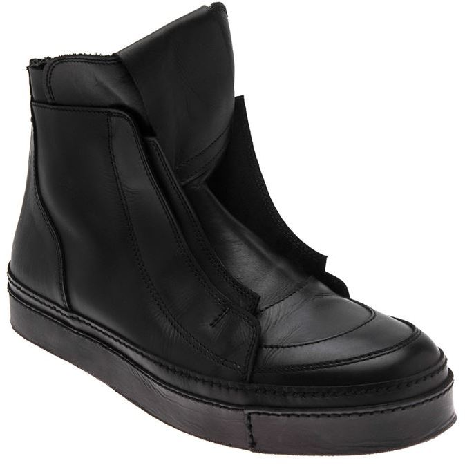 Julius leather boot