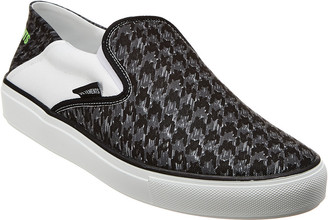 Vetements Canvas Slip-On Sneaker