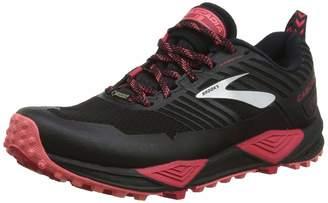 95cd613966e0b Brooks Women s Cascadia 13 GTX Trail Shoe (BRK-120273 1B 4081960 7.5 BLK