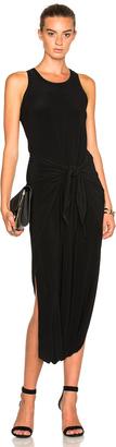 Norma Kamali Racier Diaper Dress $175 thestylecure.com