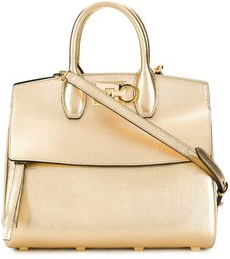 f765826271 Salvatore Ferragamo Gold Bags For Women - ShopStyle Canada
