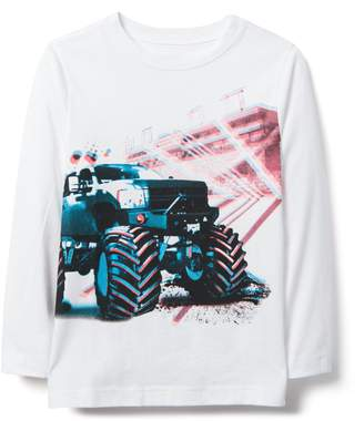 Crazy 8 Crazy8 Monster Truck Tee