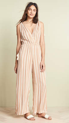 Cool Change coolchange Taryn Toiny Stripe Jumpsuit