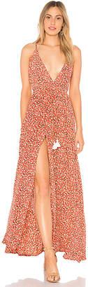 Faithfull The Brand X REVOLVE Santa Rosa Maxi Dress