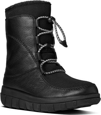 FitFlop Women's Sporty Leather Boot
