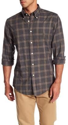 Brooks Brothers Plaid Print Flannel Shirt