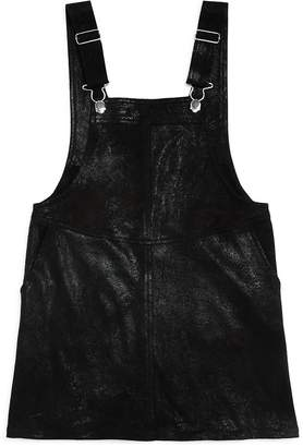 Blank NYC Blanknyc Girls' Overalls-Style Dress