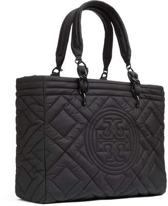 Fleming Quilted Nylon Tote