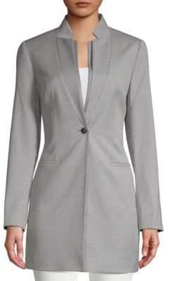 Calvin Klein Inverted Collar Jacket