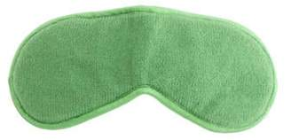 Armand Diradourian Cashmere Eye Mask w/ Tags Green Cashmere Eye Mask w/ Tags