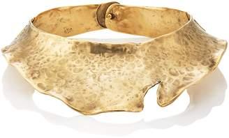 Goossens Paris Women's Pounded Collar Necklace