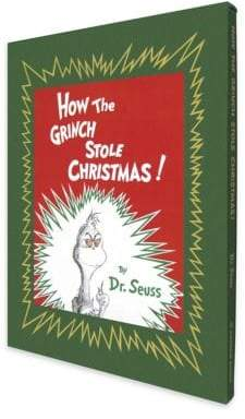 Penguin Random House How the Grinch Stole Christmas - Deluxe Edition