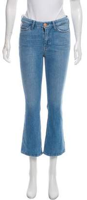 MiH Jeans Marty Mid-Rise Jeans