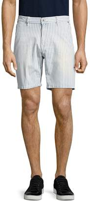Gant Men's Stripe Cotton Shorts