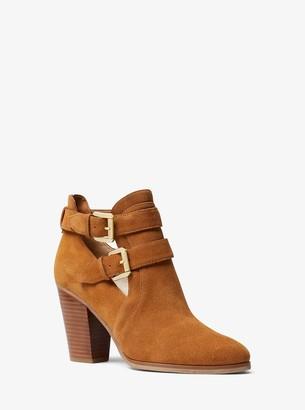 86ca48f0e7bc MICHAEL Michael Kors Soft Suede Women s Boots - ShopStyle