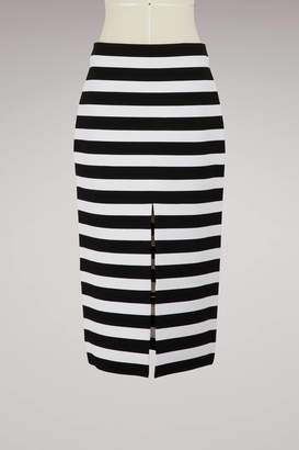 Proenza Schouler Knit pencil skirt