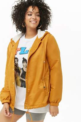 bb2fb30392d Forever 21 Yellow Plus Size Jackets - ShopStyle Canada