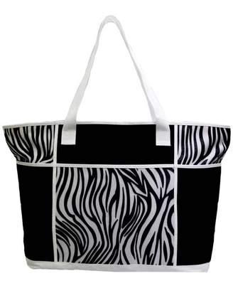 Condura Ettalong Beach Zebra Bag