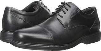 Rockport Men's Charles Road Cap Toe Oxford II Leather 10 M (D)-