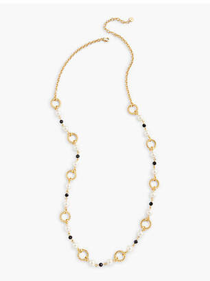 Talbots Rings Necklace