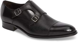 To Boot Kiev Double Monk Strap Shoe