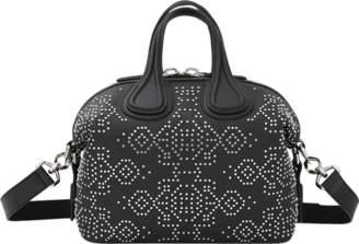 Givenchy Nightingale Small Studded Leather Bag