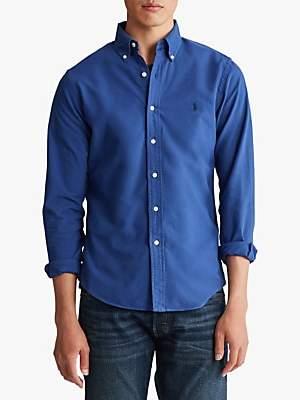 Ralph Lauren Polo Slim Fit Oxford Shirt