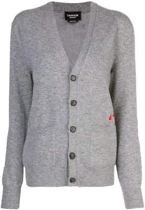 Calvin Klein V-neck cardigan