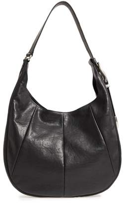 Frye Jacqui Leather Hobo