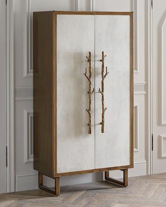 John-Richard Collection John Richard Collection Wes Hallwood Tall Cabinet