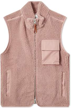Albam Combat Polar Fleece Gilet