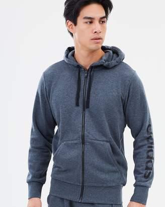 adidas Essential Linear Full-Zip Hoodie