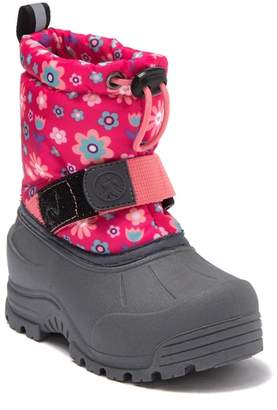 Northside Frosty Faux Fur Lined Winter Boot (Toddler)