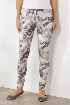 Soft Surroundings Printed Ultra Soft Leggings