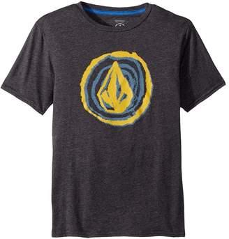 Volcom In Fill Short Sleeve Tee Boy's T Shirt