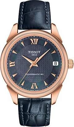 Tissot Womens Vintage Swiss Automatic Steel And 18K Gold Dress Watch (Model: T9202077612800)