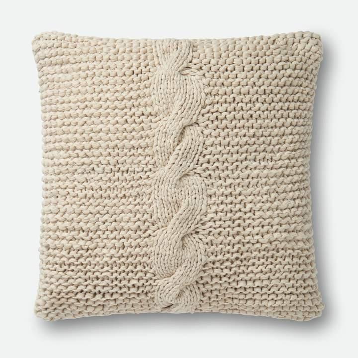 Magnolia Home Adeline Beige Pillow