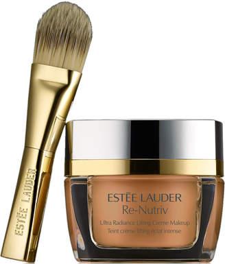Estee Lauder Re-Nutriv Ultra Radiance Lifting Creme Makeup SPF 15, 1oz.