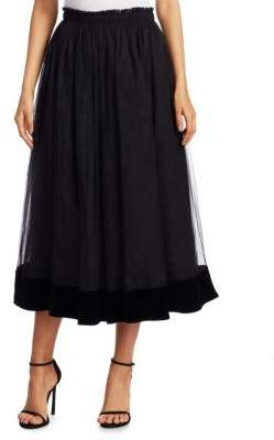 Cinq à Sept Geness Tulle Skirt
