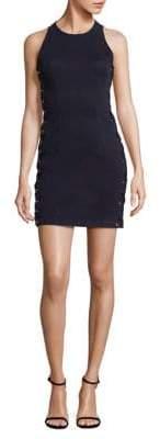 A.L.C. Valera Lace-Up Dress