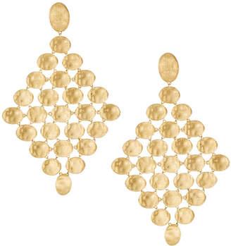 """Marco Bicego Siviglia 18K Gold Multicolor Sapphire Necklace, 36""""L"""