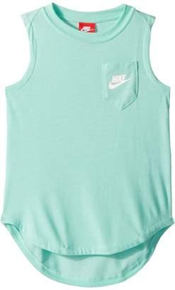 Nike NSW Muscle Tank Top Girl's Sleeveless