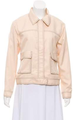 C/Meo Collective Lightweight Zip-Up Jacket w/ Tags