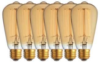 Newhouse Lighting 60 Watt A19 Incandescent, Light Bulb, Warm White E26/Medium Base