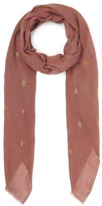 Lily & Lionel The Brightest Star Cashmere Scarf